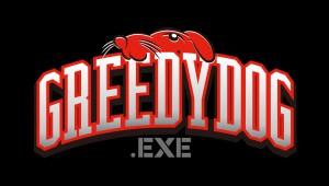 1. GREEDYDOG.EXE_ ロゴ