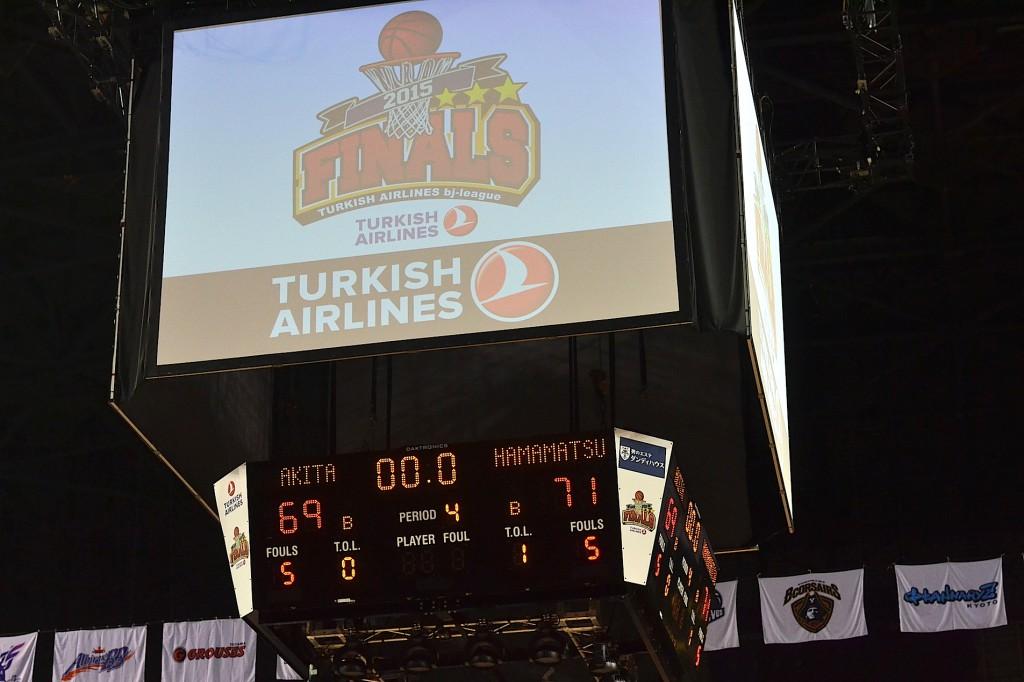記念すべき10年目のプロバスケ最終決戦が終了した。
